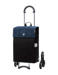 Сумка-тележка Andersen Scala Shopper Treppensteiger Hera 44 л 40 кг
