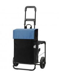 Сумка-тележка со стульчиком Andersen Komfort Shopper Hera 44 л 50 кг