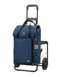 Сумка-тележка со стульчиком Andersen Komfort Shopper Ivar 44 л 50 кг