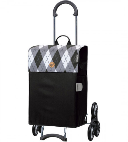 Сумка-тележка Andersen Scala Shopper Treppensteiger Anea 44 л 40 кг