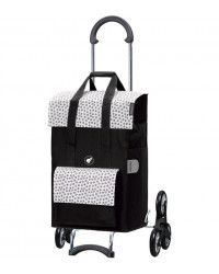 Сумка-тележка Andersen Scala Shopper Treppensteiger Jara 51 л 40 кг
