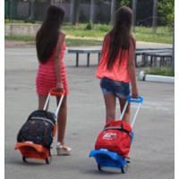 Детские сумки-тележки