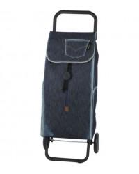 Сумка-тележка Garmol Jeans Vintage 55 л 40 кг