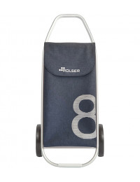 Сумка-тележка Rolser Com Tweed 8 53 л 50 кг