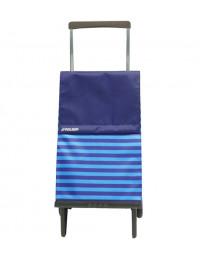 Сумка-тележка Rolser Pleqamatic Oriqinal Marina 43 л 40 кг
